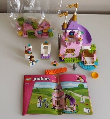 lego juniors the princess play castle 10668 complete with