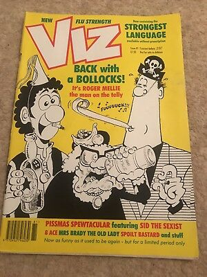 Viz Magazine Issue 81 UK Comic - 1996 Dec/Jan Adults Only And Hilarious Fun