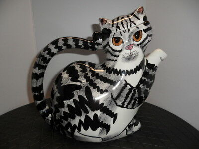 Hard To Find Beautiful Cats By Nina Teapot