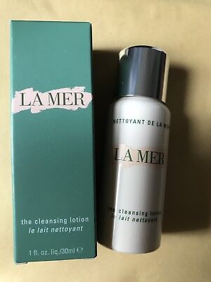 La Mer The Cleansing Lotion Brand New Trial Size In Box 30Ml