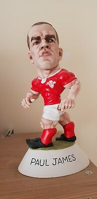 "Paul James 9"" Grogg FREE POSTAGE"