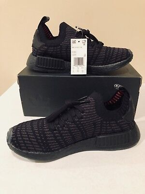 6cd4338a6 Adidas NMD R1 STLT core blackutility blacksolar pink STYLE in