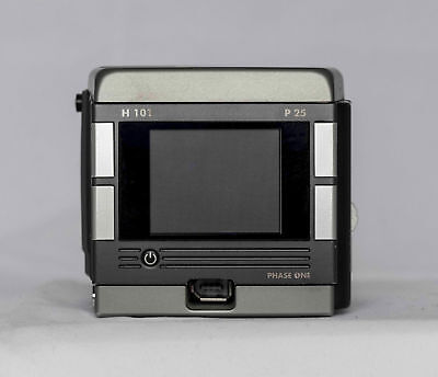 Phase One P25 H101 Digital Back for Hasselblad H