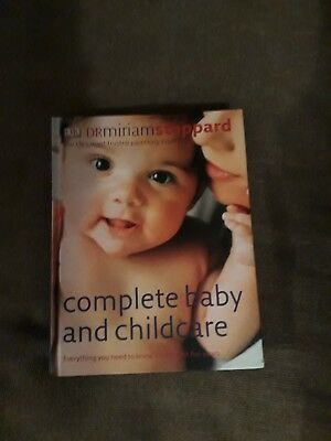 bookComplete baby and childcare by Miriam Stoppard