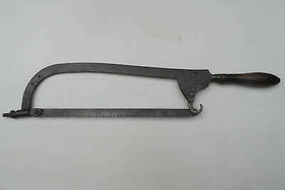 POSS 19th CENT AMPUTATION SAW SURGICAL WAR MEDICAL / WOODWORKING