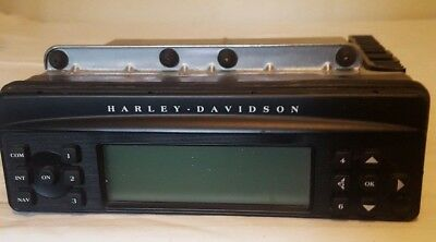 HARLEY OEM RADIO HARMAN KARDON 76160-06 tested and working