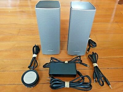 Bose Companion 20 High Quality Computer Laptop Multimedia Speaker System