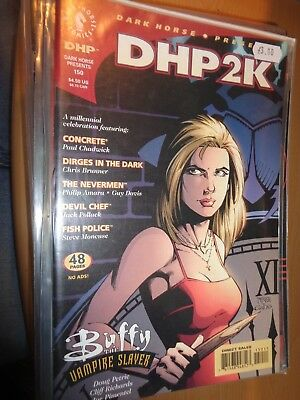 Dark Horse Presents - DHP2K 150 Jan 2000 [Buffy - The Vampire Slayer]