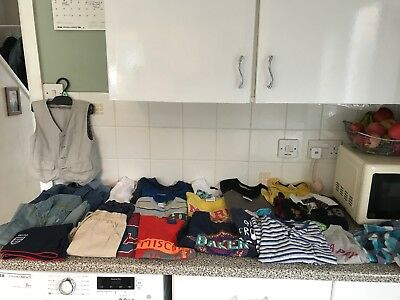 Bundle Of Boys Clothes Age 4-5 Years. Must Look!!!