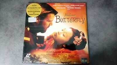 Laserdisc Madame Butterfly PAL VF Neuf Blister