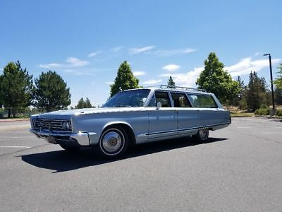 1966 Chrysler Other  1966 Town and Country Station Wagon