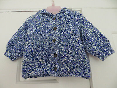 Lovely jacket for baby boy age 0-3mths from M&S