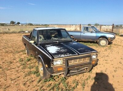 1980 Dodge Other Pickups  2 Dodge D-50, 1980 and 1985