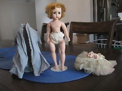 Madame Alexander Lissy doll for Parts