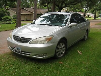 2003 Toyota Camry XLE 2003 Toyota 2003 Camry XLE Daily driver (One Family Owned)