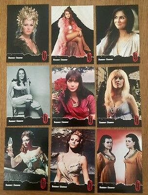 Hammer Horror Cards Strictly Ink Card Series1 55-63 Hammer Glamour