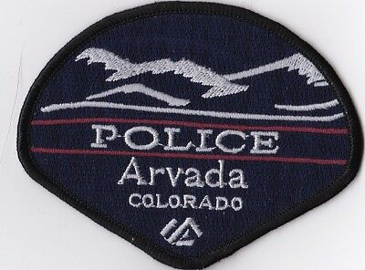 Arvada Police Patch Colorado CO