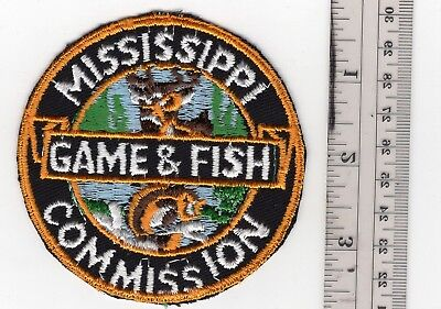 Mississippi Game & Fish Commission Very old