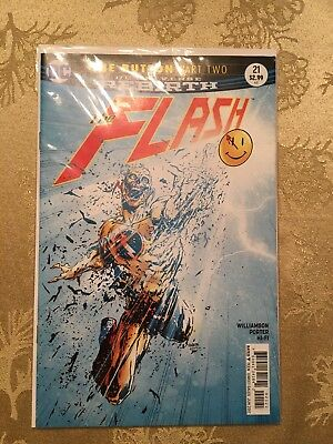 The Flash #21 (June 2017, DC)