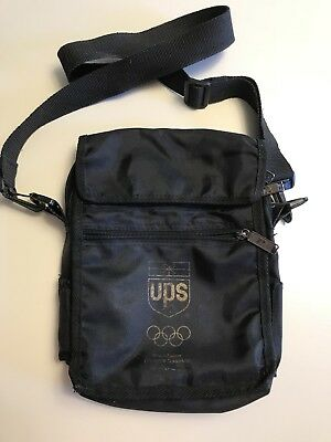 Vintage UPS DIAD pouch Holder From 1996 United Parcel Service