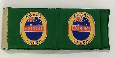 Boags Export Laboags Wrap Around Stubby Holder, Boags Export Lager Holder