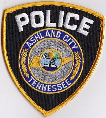 Ashland City Police Patch Tennessee TN