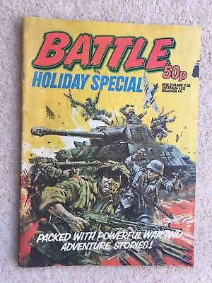 Battle Holiday Special - 1982