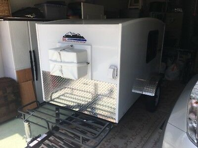 2017 Runaway Travel Trailer 4x8