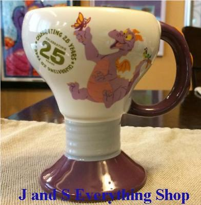 Figment Light bulb cup Disney Epcot 2018 Flower and Garden Festival 25th NEW