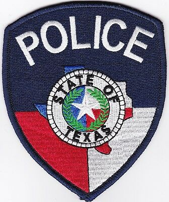 State of Texas Police patch  NEW