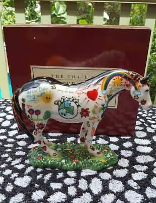 Trail of Painted Ponies - Childrens Prayer Pony 4E/9498