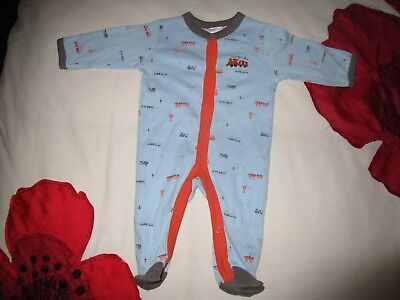BNWT! Ollie's Place baby boys one-piece...size 0000