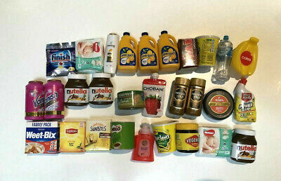 Coles Little Shop Mini Collectables - FREE one collectible with 4 or more order