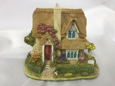 Lilliput Lane Daisy Chain 2001/2002 Sales Promo Edition - Signed by Artist