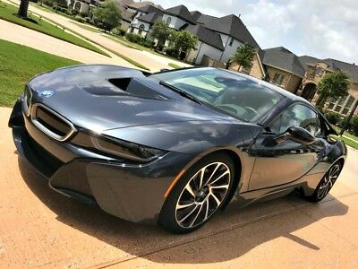 2017 BMW i8  Practically New 2017 Bmw i8 Protonic Dark silver edition. Must See!!