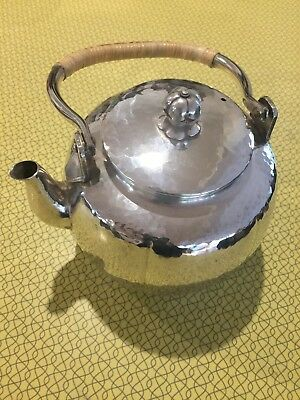 Teapot -Silver plated, 4-6cups, never used
