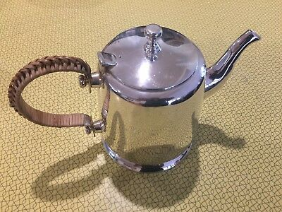 Teapot - silver plated, 6cups