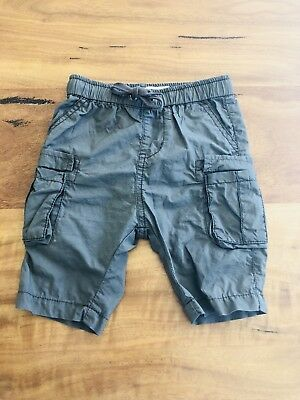 Country Road Baby Boy Cargo Shorts