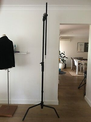NEW large photography Light C STAND BOOM DRAGON IMAGE never used paid $300