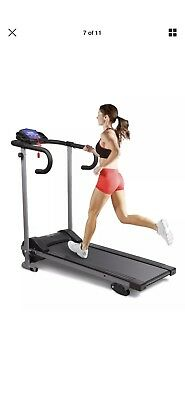 Electric Treadmill Running Machine Exercise In New Condition