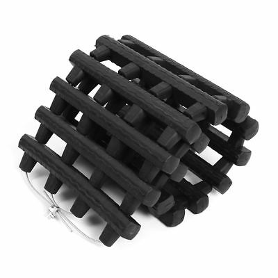 4 x 4 Recovery Tracks Sand Traction Snow Track Tire Ladder 4WD Off Road Black L