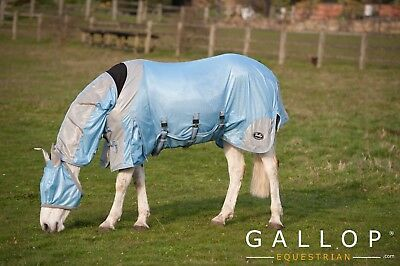 New Gallop All In One Fly Rug