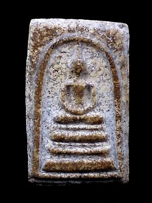 thai buddha amulet Magic Powder PHRA SOMDEJ LP THO Wat RaKang