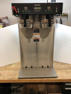 Bunn-O-Matic ICB TWIN TALL TF Brewer - Refurbished Commercial Coffee Maker