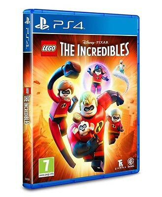 LEGO The Incredibles (PS4) IN STOCK NOW New & Sealed Free UK Postage