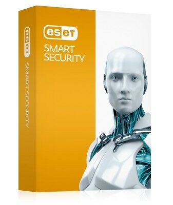 Eset Nod32 Smart Security 3Pc Fast Delivery