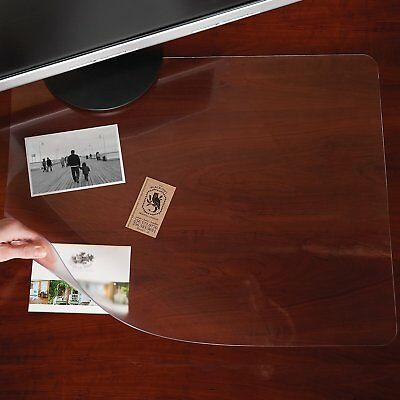 "36"" x 20"" Rectangle Office Desk Pad Waterproof PVC Table Protector Mat Rectangle"