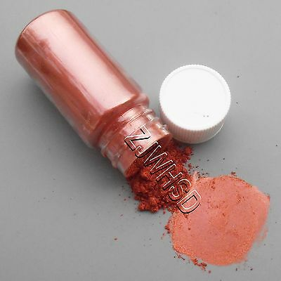 15ml Wine Red Ultrafine Glitter Pearl Pigment Powder Metal Sparkle Shimmer Paint