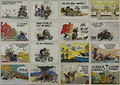Carte postale Joe Bar Team Assortiment de 23 cartes Joe Bar Team