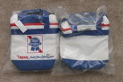 PBR Pabst Blue Ribbon O'Neill Soft Men's Cool out Cooler Bag Brand new with Tags